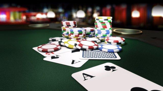 Виртуальный мир: онлайн покер