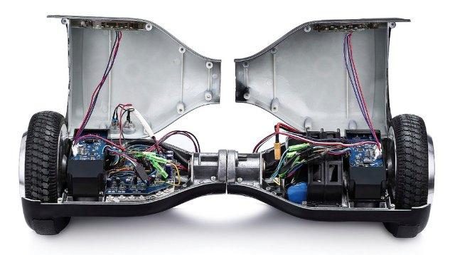 Большой выбор услуг по ремонту и доставке запасных частей для гироскутеров