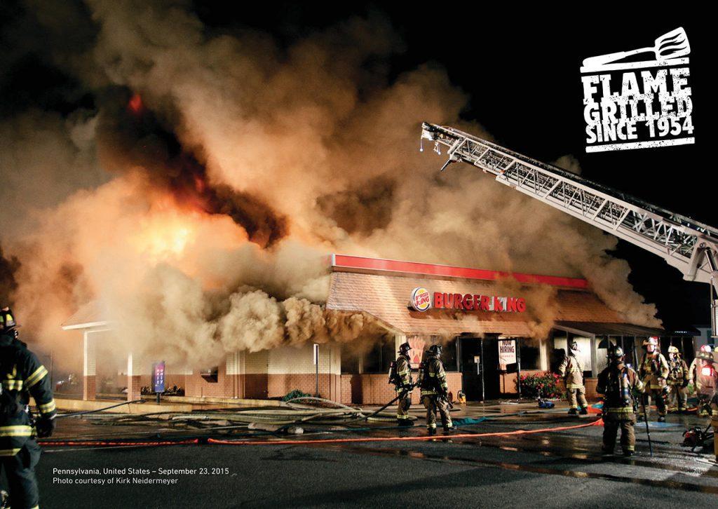 Возмутительная реклама Burger King оказалась лучше всех