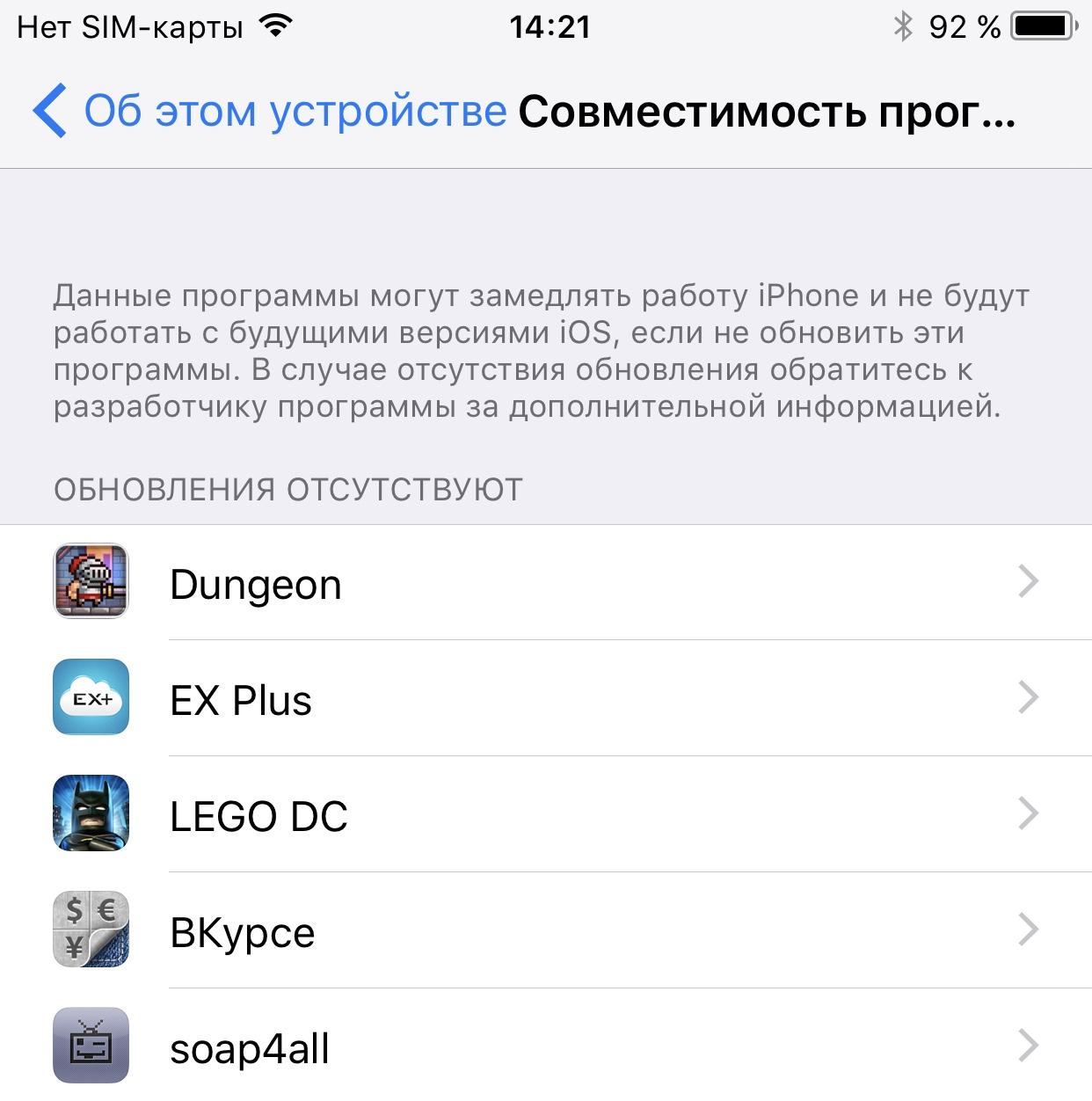 Будут ли работать мои программы и игры на iOS 11. Как проверить?