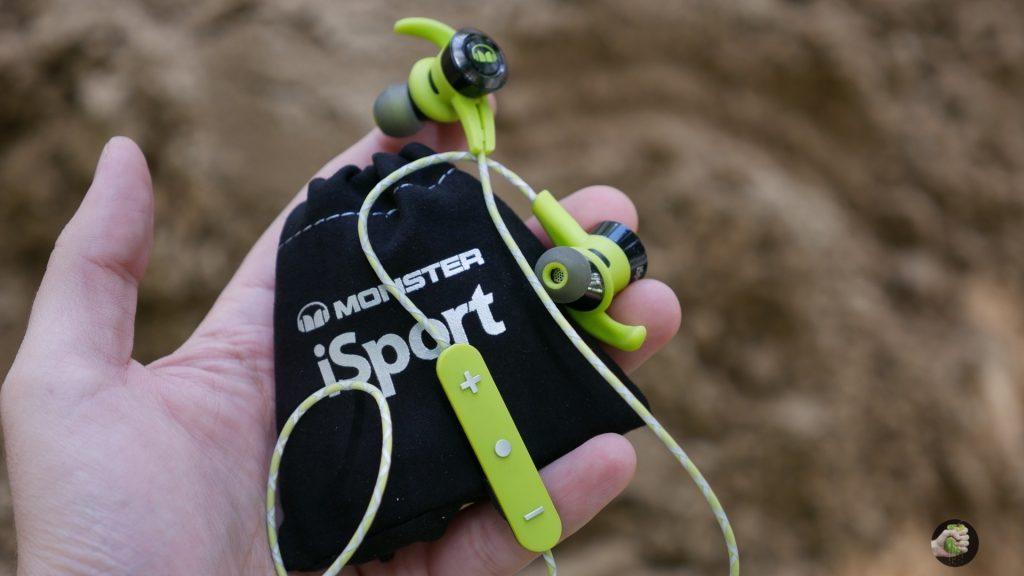 Bluetooth-наушники Monster iSport Victory: выбор победителей