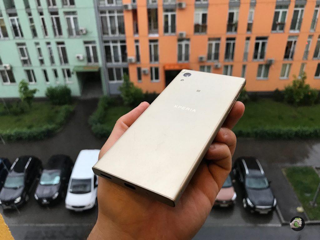 Sony Xperia XA1: сонистайл жив