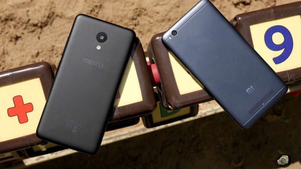 Какой бюджетный смартфон лучше? Xiaomi Redmi 4A против Meizu M5c