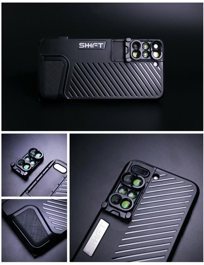 Видели Shiftcam, 6-линзовый чехол для iPhone 7 Plus?