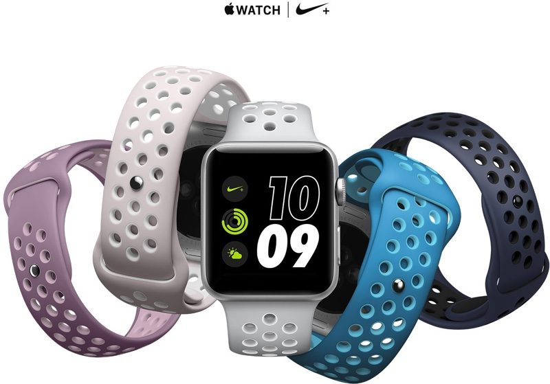Новые ремешки для Apple Watch для романтичных натур и фитоняш