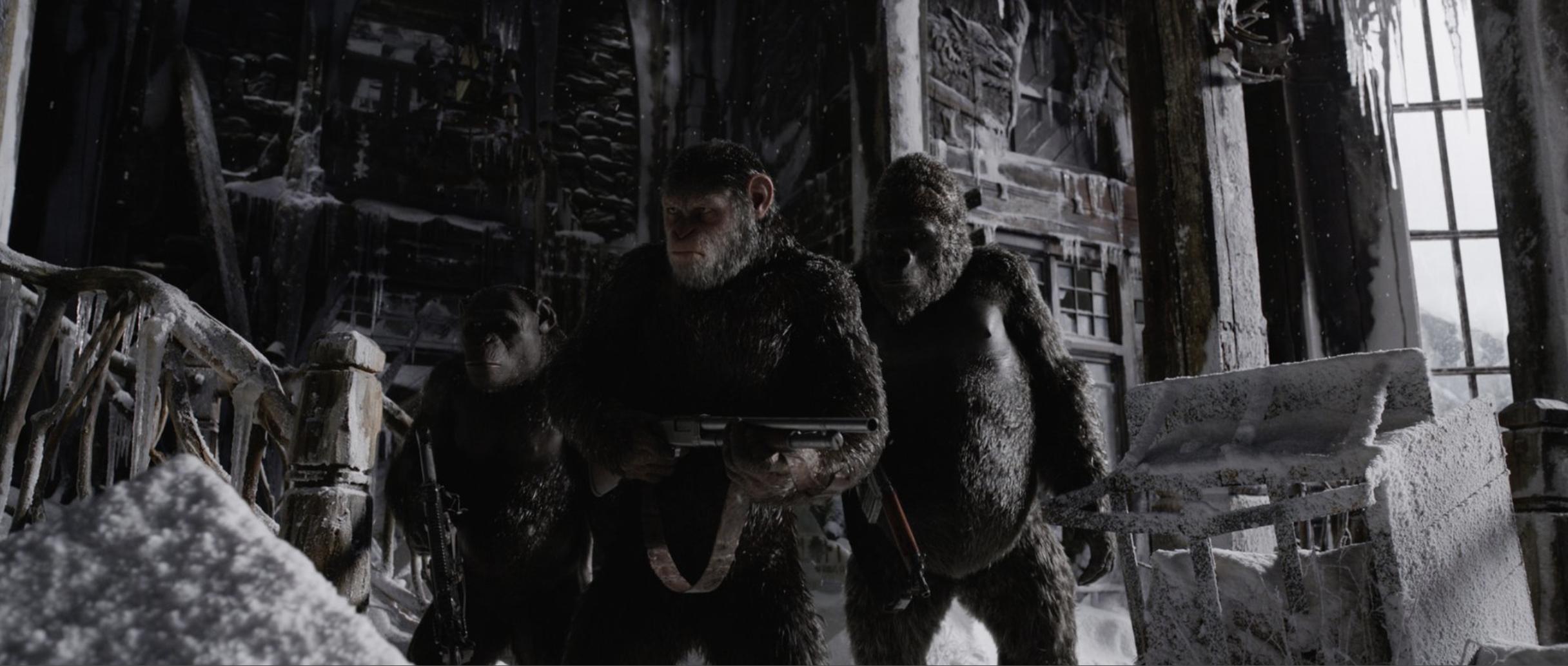 Планета Обезьян: Война. Кратко о том, почему это фильм не для всех