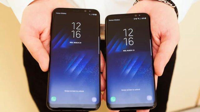 Батарея Samsung Galaxy S8 названа самой стойкой