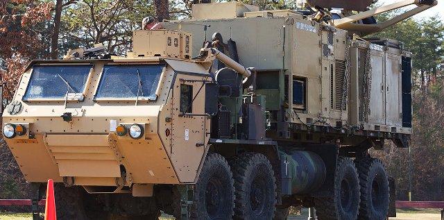Американские военные грузовики обучат самостоятельности