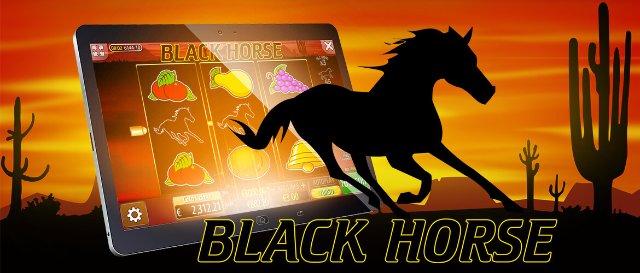 Игровой слот Black Horse
