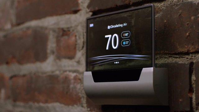 Умный термостат в скором времени представит Microsoft
