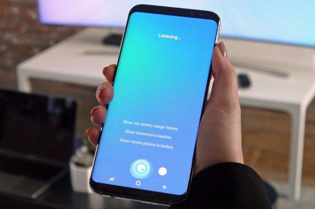 Мобильный помощник Bixby от Samsung теперь доступен не только в Южной Корее