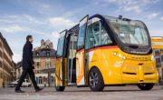 Уже этой осенью стартуют продажи беспилотного автобуса