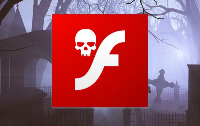 Adobe отключит Flash-плагин к 2020 году