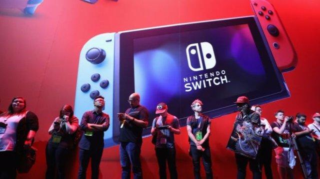 Nintendo заявила о большом доходе, благодаря выпуску новой игровой консоли