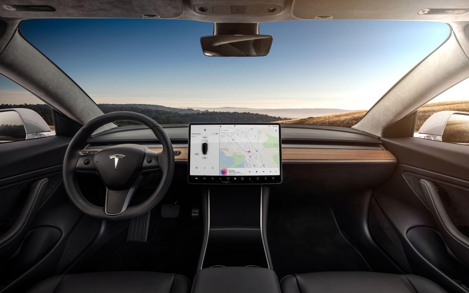7 интересных фактов о новой Tesla Model 3