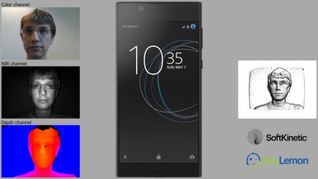 Телефоны Sony получат новый способ идентификации пользователя