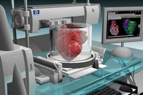 3Д-техника для медицины и лабораторных исследований