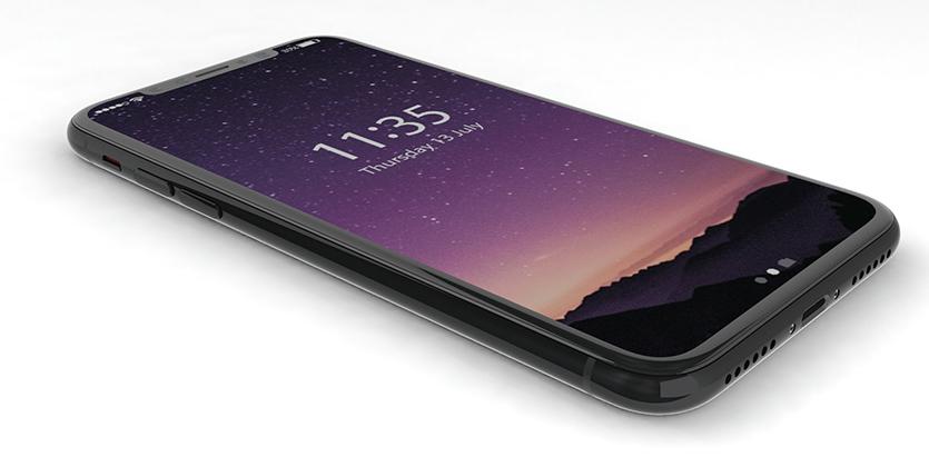 Какой красивый iPhone 8, хочу такой