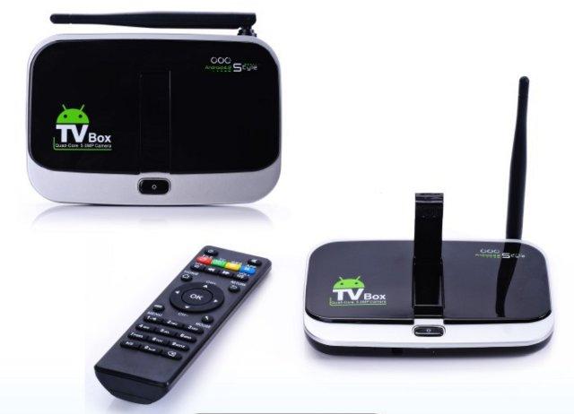 Приставки для ТВ на базе Андроид: видео и игры на теле-экране