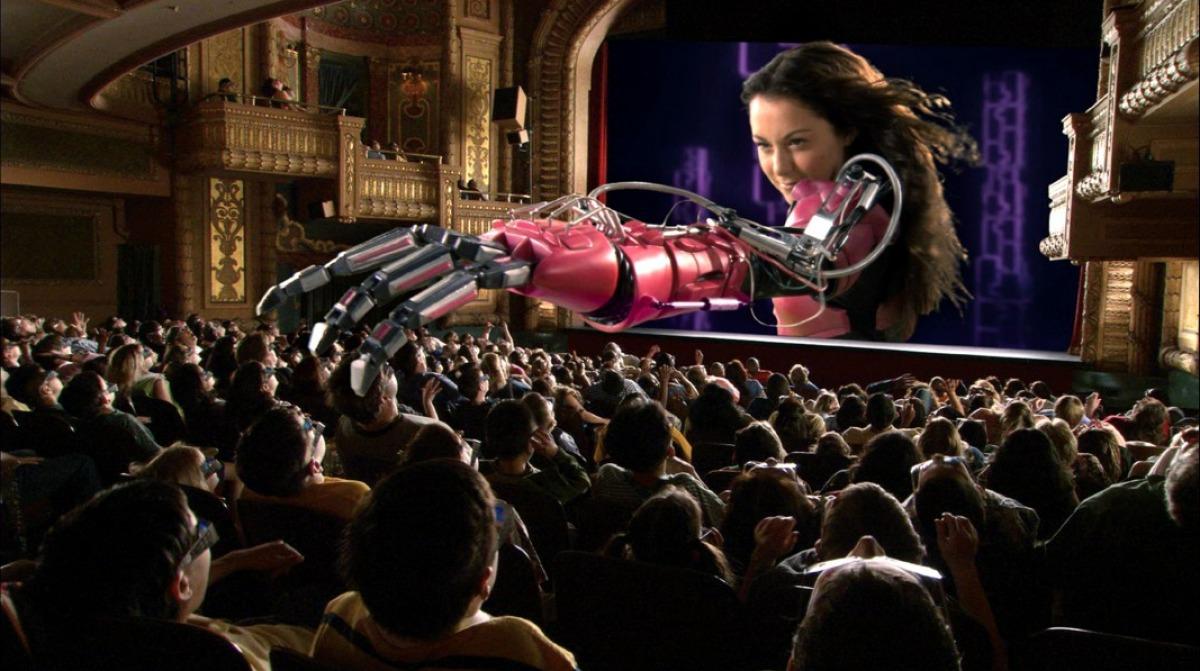 3Д-кинотеатр: легкий бизнес с аттракционами виртуальной реальности