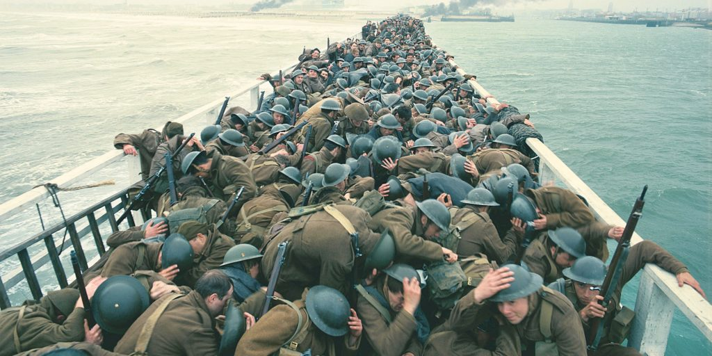 Звук войны: «Дюнкерк» Нолана