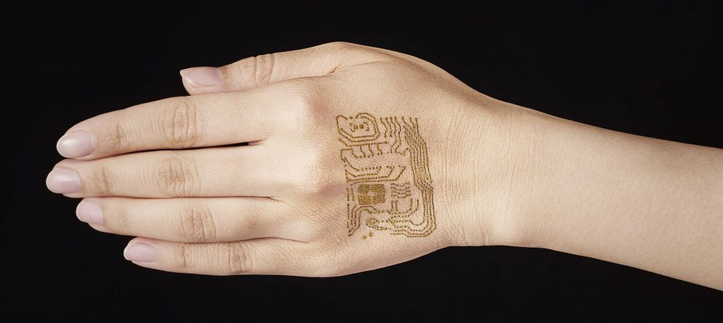 Татуировки вместо датчиков: красивая медицина будущего
