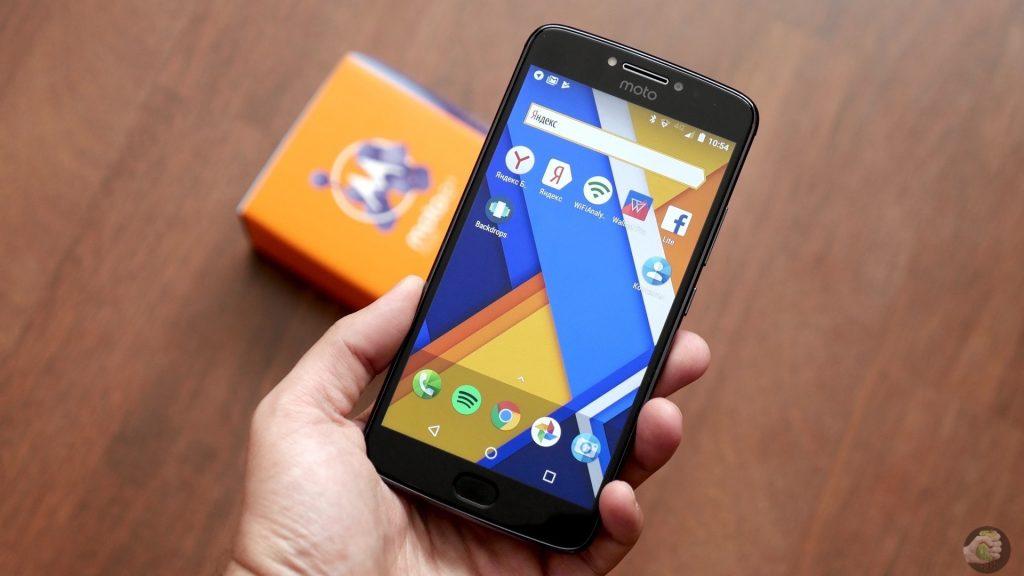 Motorola Moto E4 Plus: четвёрка с плюсом