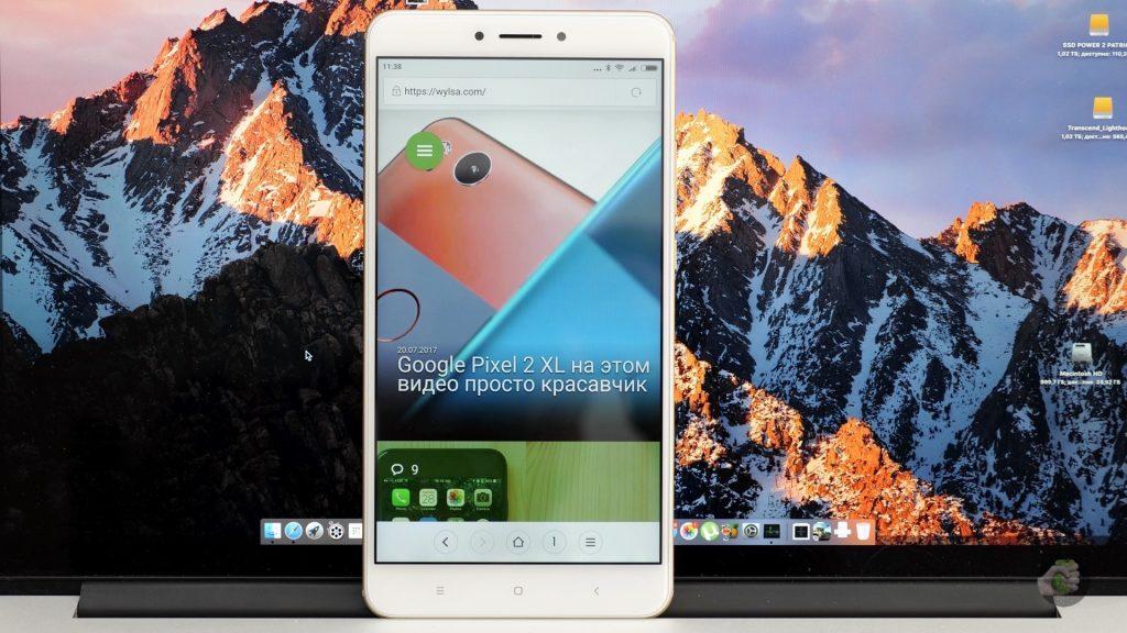 Xiaomi Mi Max 2: 5 причин для покупки здоровой лопаты
