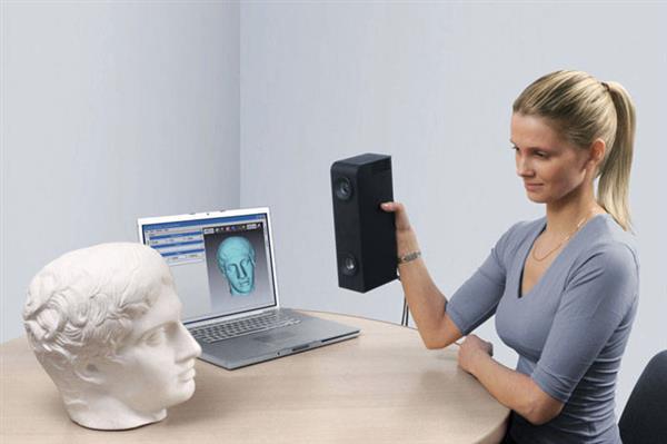 Как работает 3D-сканер?