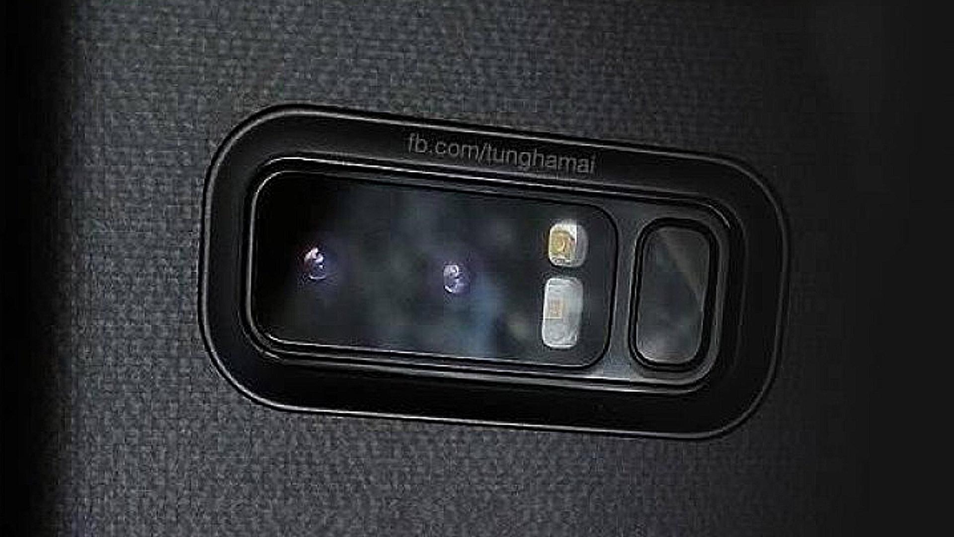 Новая утечка Samsung Galaxy Note 8: двойная камера и неприятный сюрприз