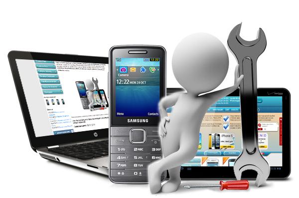 Качественный и быстрый ремонт смартфонов в СПб
