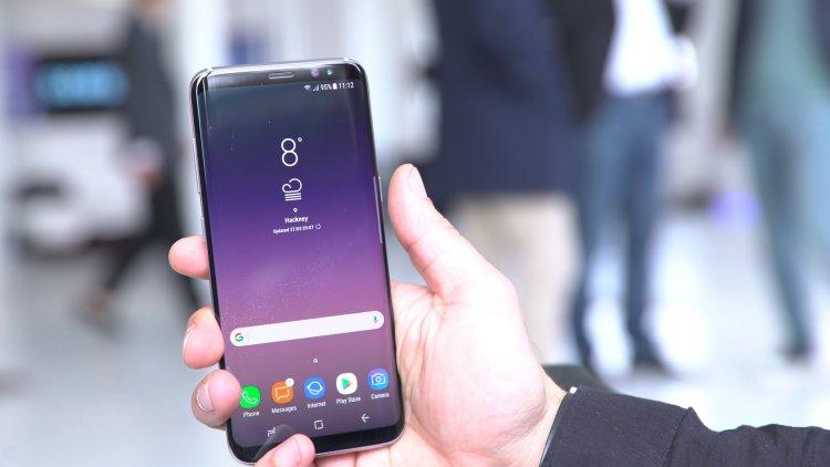 Рассматриваем особенности нового смартфона Samsung Galaxy S8 Plus 64GB