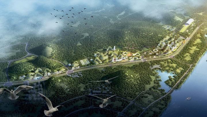 Как Китай становится новой «экоцивилизацией»
