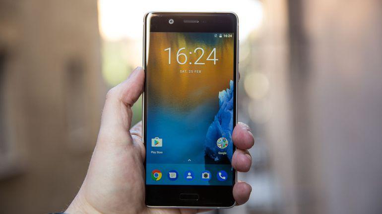 Nokia 5: хорошая ремонтопригодность и повышенная прочность