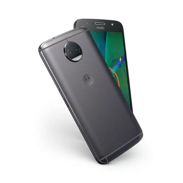 Motorola выпускает G5S и G5S Plus