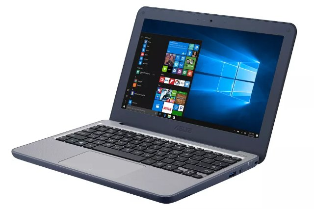 Первый ноутбук Asus с Windows 10 S теперь доступен