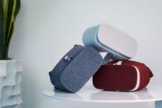 Google Daydream VR теперь доступна владельцам Galaxy S8 и S8 Plus