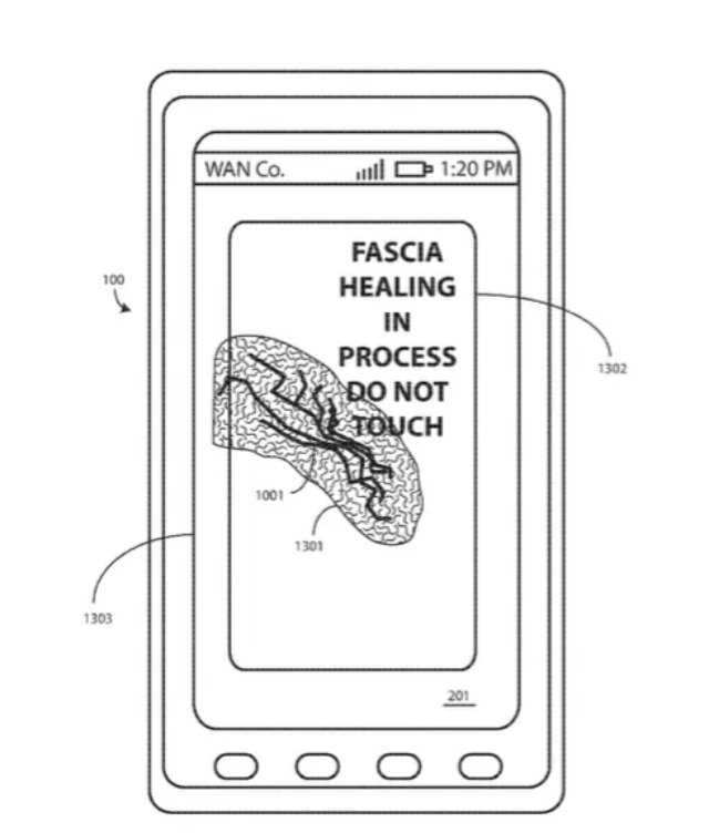 Motorola запатентовала дисплей, который может исцелять собственный треснувший экран