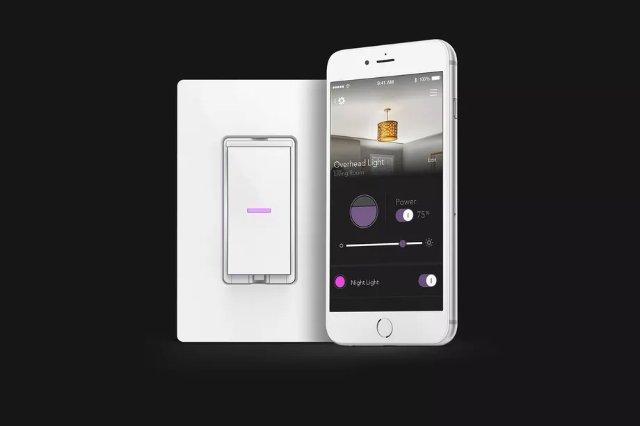 IDevices запускает световой диммер с поддержкой Siri, Alexa и Google Assistant
