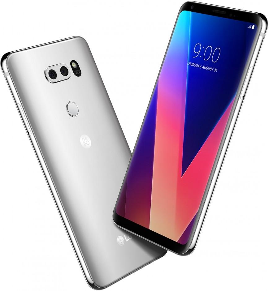 Это LG V30 и я его «хотеть»