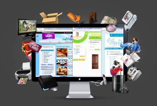 Створення інтернет-магазину в мережі