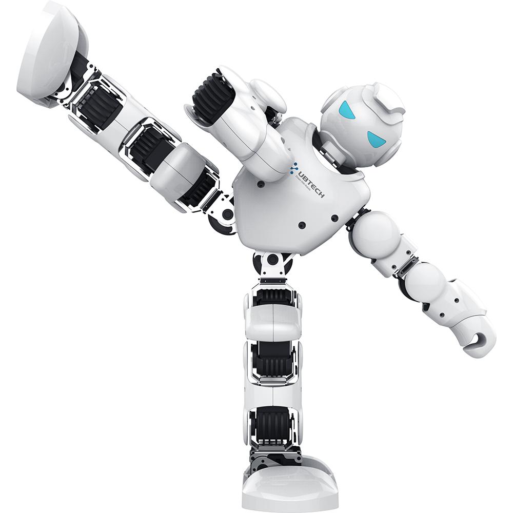 В Россию привезли новых умных роботов, они даже танцуют
