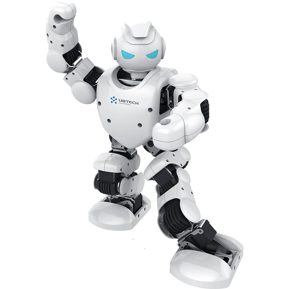 В Россию привезли новых умных роботов