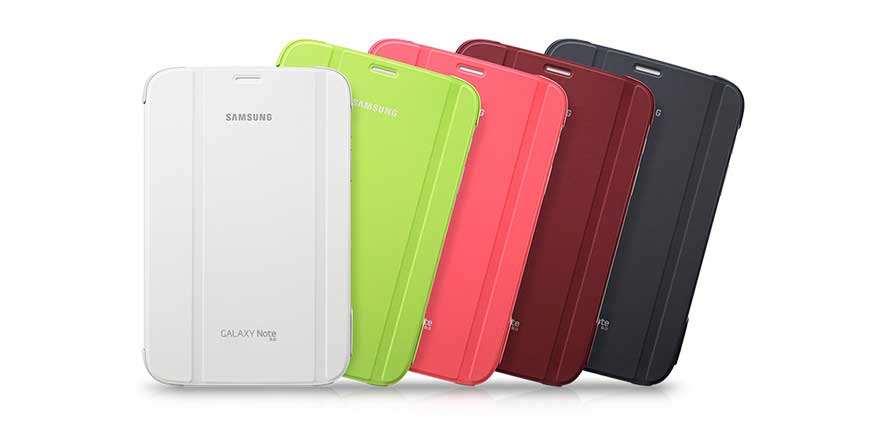 Надежная защита для Samsung Galaxy Note 8: чехлы и пленки
