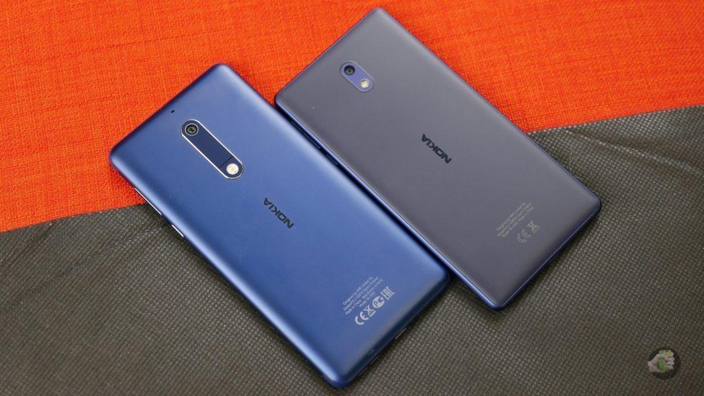 Мысли о недорогих Nokia 3 и 5