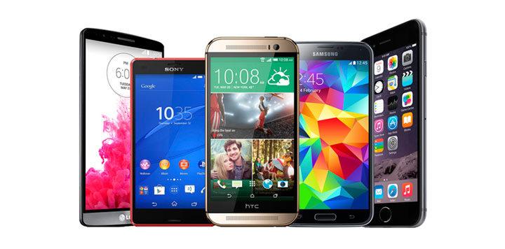 Недорогие смартфоны и iPhone от разных производителей в Москве