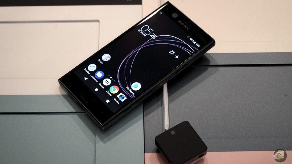 Sony XZ1 Compact: лучший компактный смартфон IFA!