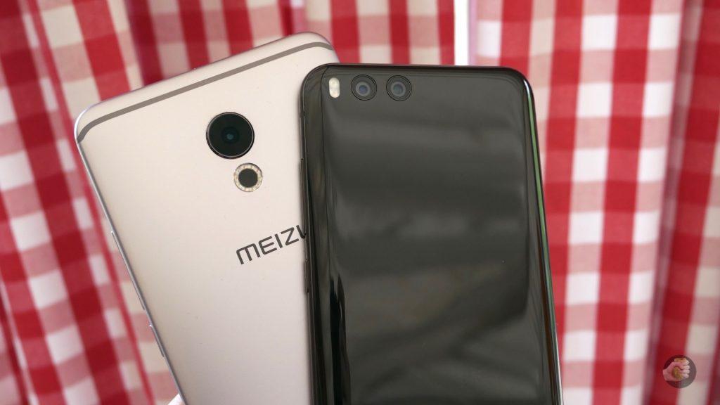 Versus: Xiaomi Mi6 против Meizu Pro 6 Plus