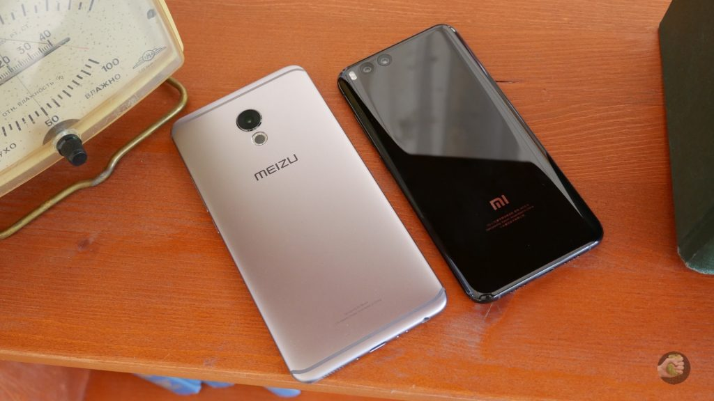 Versus: Xiaomi Mi6 против Meizu Pro 6 Plus. Битва китайских флагманов