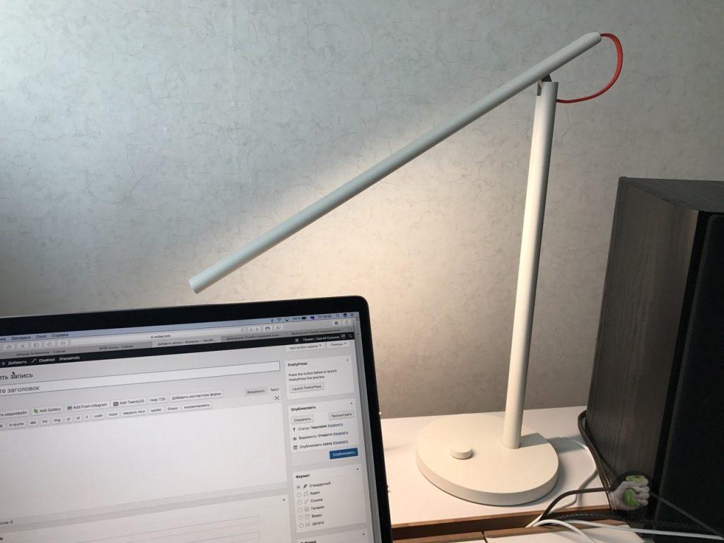 Вещь дня: лампа Xiaomi